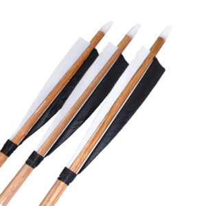 New-Arrows-Wood-Fletching