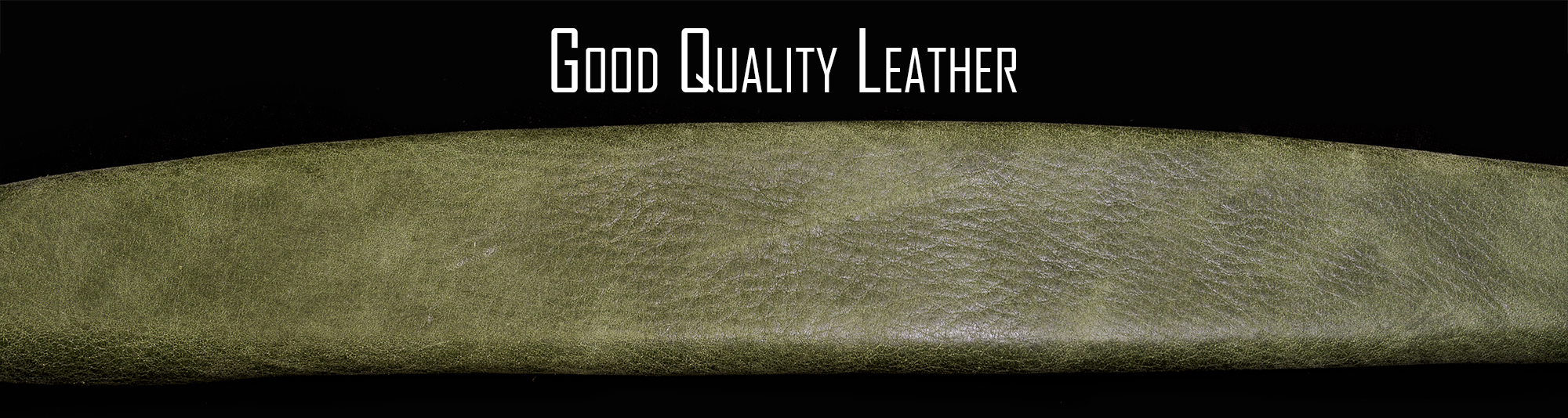 Leather Work - SMALL